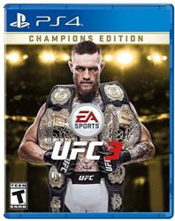 EA SPORTS UFC 3 Champions Edition – PlayStation 4