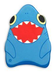 Melissa & Doug Sunny Patch Spark Shark Kickboard – Learn-to-Swim Pool Toy