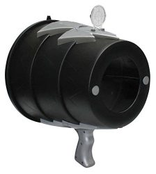 Can You Imagine Airzooka Toy (Black/Silver)