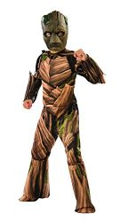 Rubie's Marvel Avengers: Infinity War Deluxe Teen Groot Child's Costume, Small