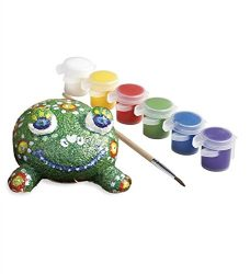 ALEX Toys CC-9011094-WW Craft Rock Pets Frog, Multi
