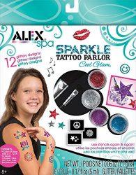 ALEX Spa Sparkle Tattoo Parlor Cool Glam