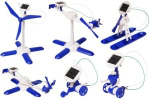 Edu-Toys 6-in-1 Solar Kit
