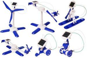 Edu-Toys 6-in-1 Solar Kit