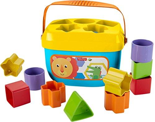 Fisher-Price Baby's First Blocks Playset