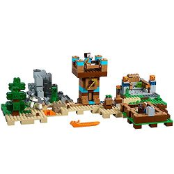LEGO Minecraft the Crafting Box 2.0 21135 Building Kit (717 Piece)