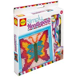 ALEX Toys Craft Simply Needlepoint – Butterfly