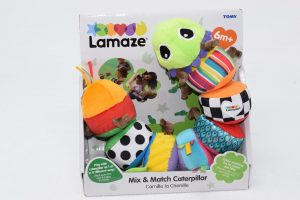 Tomy Lamaze Mix and Match Caterpillar 6m+