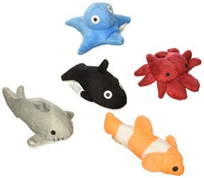 SEALIFE Assortment Plush Toys ( Bag of 24 Pieces – 3 inch )