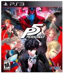 Persona 5 – PlayStation 3 Standard Edition