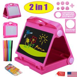 Magnetic Drawing Writing Paint Board Doodle Sketch Development Kid Baby Toy Gift