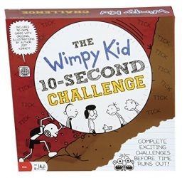Pressman Toys Diary of a Wimpy Kid 10 Second Challenge