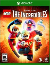 LEGO Disney Pixar's The Incredibles – Xbox One