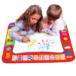 Water Drawing Painting Writing Mat Magic Kids Educational Creative Toy Gift