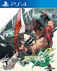 Guilty Gear Xrd REV 2 – PlayStation 4