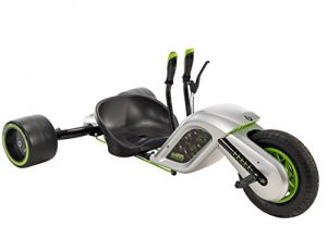 Huffy Bicycle Company Electric green Machine, 56″/Large