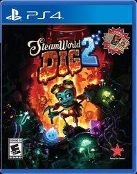Steamworld Dig 2 – PlayStation 4