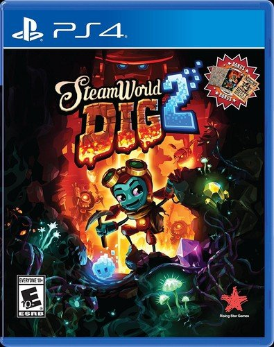 Steamworld Dig 2 – PlayStation 4