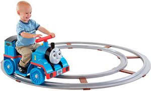 Power Wheels Thomas & Friends, Thomas Train with Track [Amazon Exclusive]