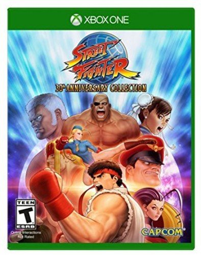 Street Fighter 30th Anniversary Collection – Xbox One Standard Edition