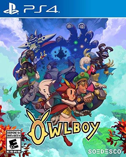 Owlboy Standard Edition – PlayStation 4