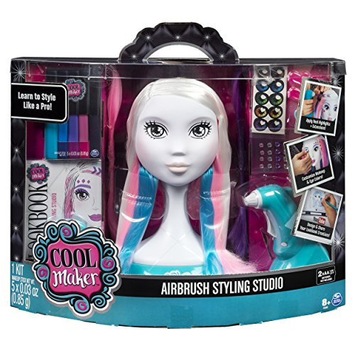 Cool Maker – Airbrush Hair and Makeup Styling Studio