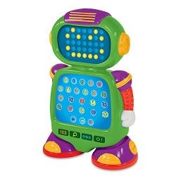 The Learning Journey Touch & Learn Numberbot – Electronic# & Math Toy