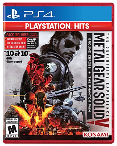 Metal Gear Solid V: The Definitive Experience – PlayStation Hits