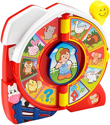 Fisher-Price See 'n Say The Farmer Says [Amazon Exclusive]