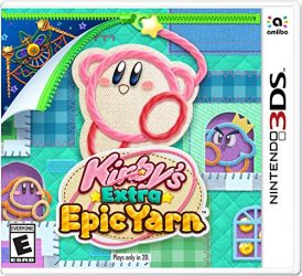Kirby's Extra Epic Yarn – Nintendo 3DS