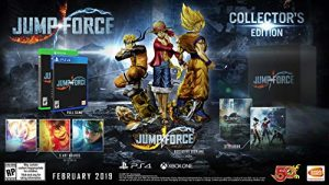 Jump Force – PlayStation 4 Collector's Edition