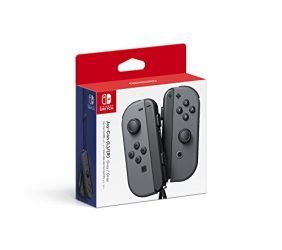 Nintendo Joy-Con (L/R) – Gray