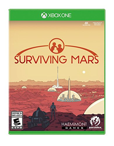 Surviving Mars – Xbox One