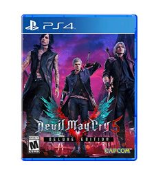 Devil May Cry 5 Deluxe Edition – PlayStation 4 Deluxe Edition