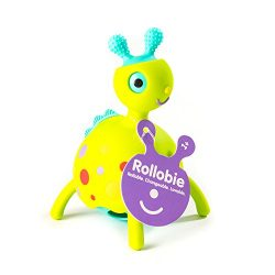 Fat Brain Toys Rollobie Baby Toy – Green
