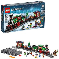 LEGO Creator Expert Winter Holiday Train 10254 Construction Set