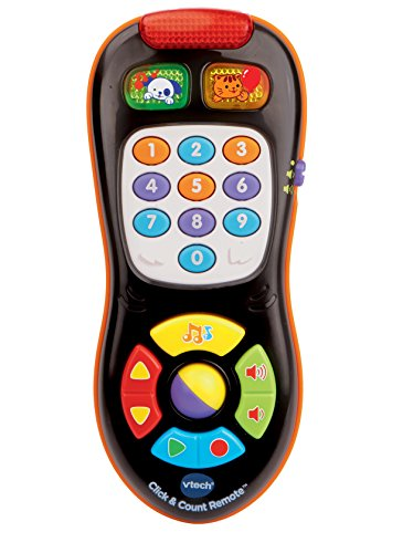 VTech Click & Count Remote (Frustration Free Packaging)