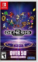 Sega Genesis Classics – Nintendo Switch