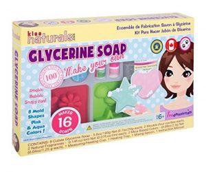 Kiss Naturals: Soap Making Kit – All Natural, DIY