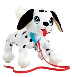 Peppy Pups Dalmatian, 8″