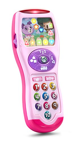 LeapFrog Violet's Learning Lights Remote, Pink