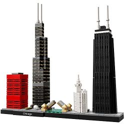 LEGO Architecture Chicago 21033 Skyline Building Blocks Set