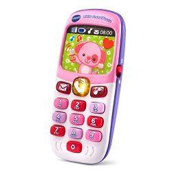 VTech Little Smartphone Amazon Exclusive, Pink