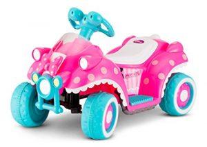 Minnie Mouse 6V Toddler Quad