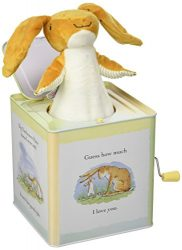 Guess How Much I Love You Nutbrown Hare Jack-in-the-Box, 5.5″