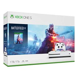 Xbox One S 1TB Console – Battlefield V Bundle