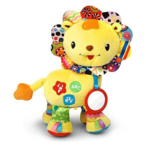 VTech Crinkle & Roar Lion (Frustration Free Packaging)