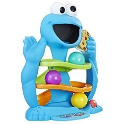 Sesame Street Playskool Friends Cookie Monster's Drop & Roll