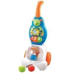 VTech Pop &Count Vacuum