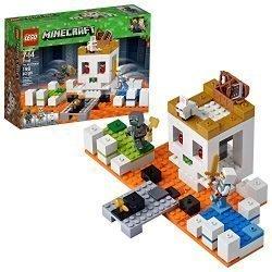LEGO Minecraft The Skull Arena 21145 Building Kit (198 Piece)